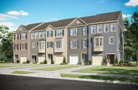 New Post Townhomes by Drees Homes in Washington Virginia