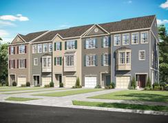 Surry - New Post Townhomes: Fredericksburg, District Of Columbia - Drees Homes