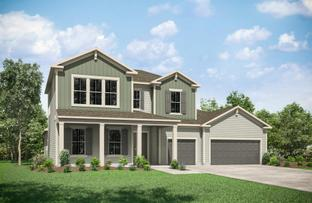Crestmoore II - Oakland Hills at Eagle Landing: Middleburg, Florida - Drees Homes