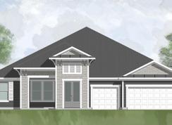 Durbin II - Oakland Hills at Eagle Landing: Middleburg, Florida - Drees Homes