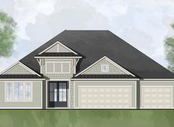 Eastgate - Oakland Hills at Eagle Landing: Middleburg, Florida - Drees Homes