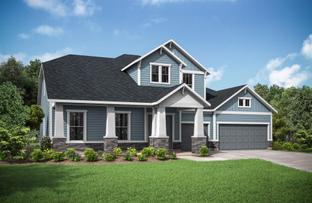 Jameson - Oakland Hills at Eagle Landing: Middleburg, Florida - Drees Homes