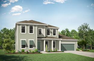 Rowland - Oakland Hills at Eagle Landing: Middleburg, Florida - Drees Homes