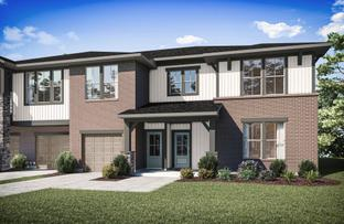 Arcadia - Preston at Plantation Pointe: Florence, Ohio - Drees Homes