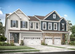 Anna - Villas at Potomac Shores: Dumfries, District Of Columbia - Drees Homes