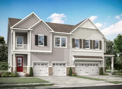 Christopher - Villas at Potomac Shores: Dumfries, District Of Columbia - Drees Homes