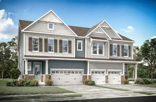 Lily - Villas at Potomac Shores: Dumfries, District Of Columbia - Drees Homes
