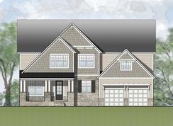 Archdale II - Lochridge - The Estates - 95': Holly Springs, North Carolina - Drees Homes