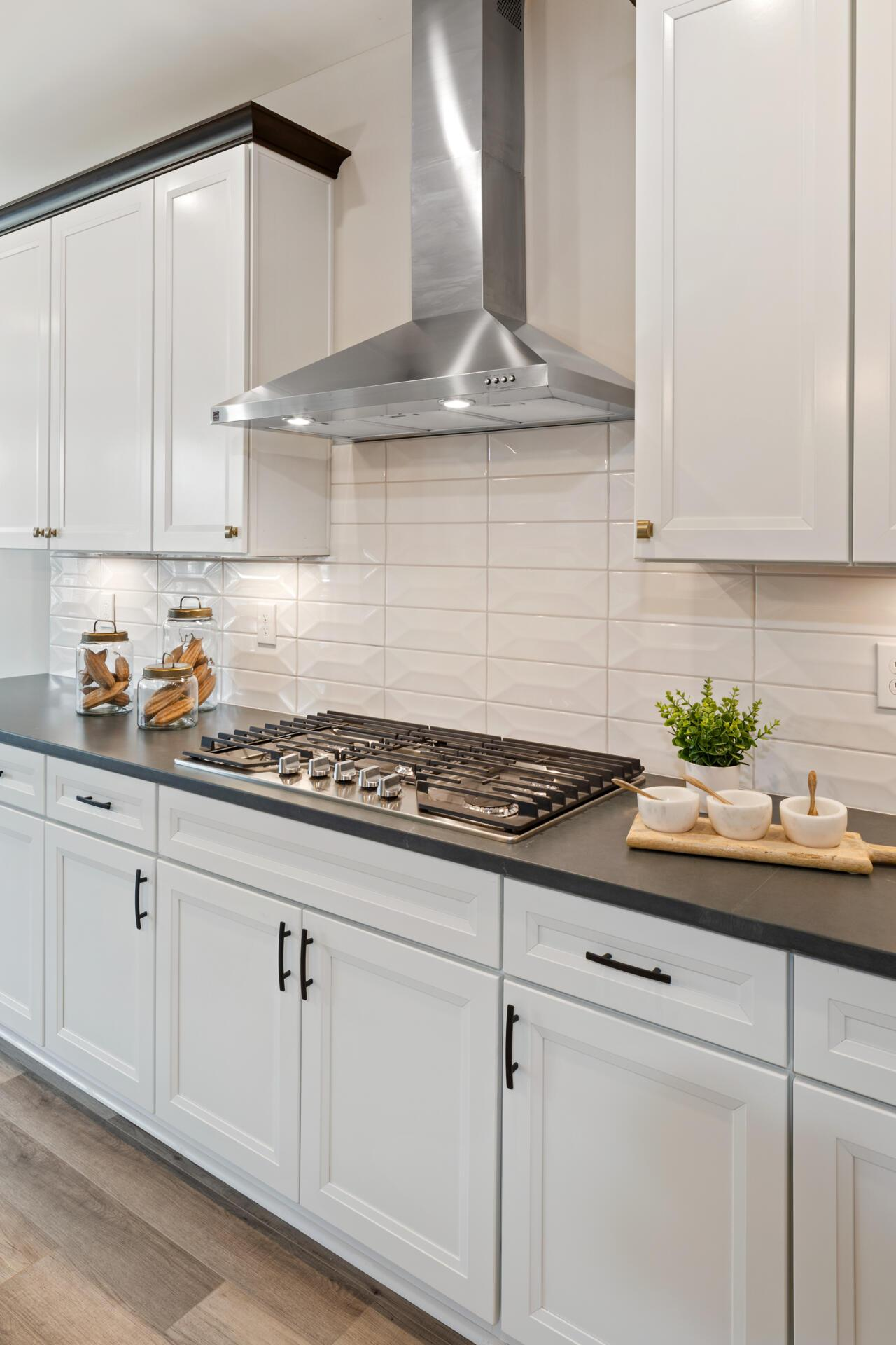 Kitchen featured in the Hialeah By Drees Homes in Cincinnati, OH