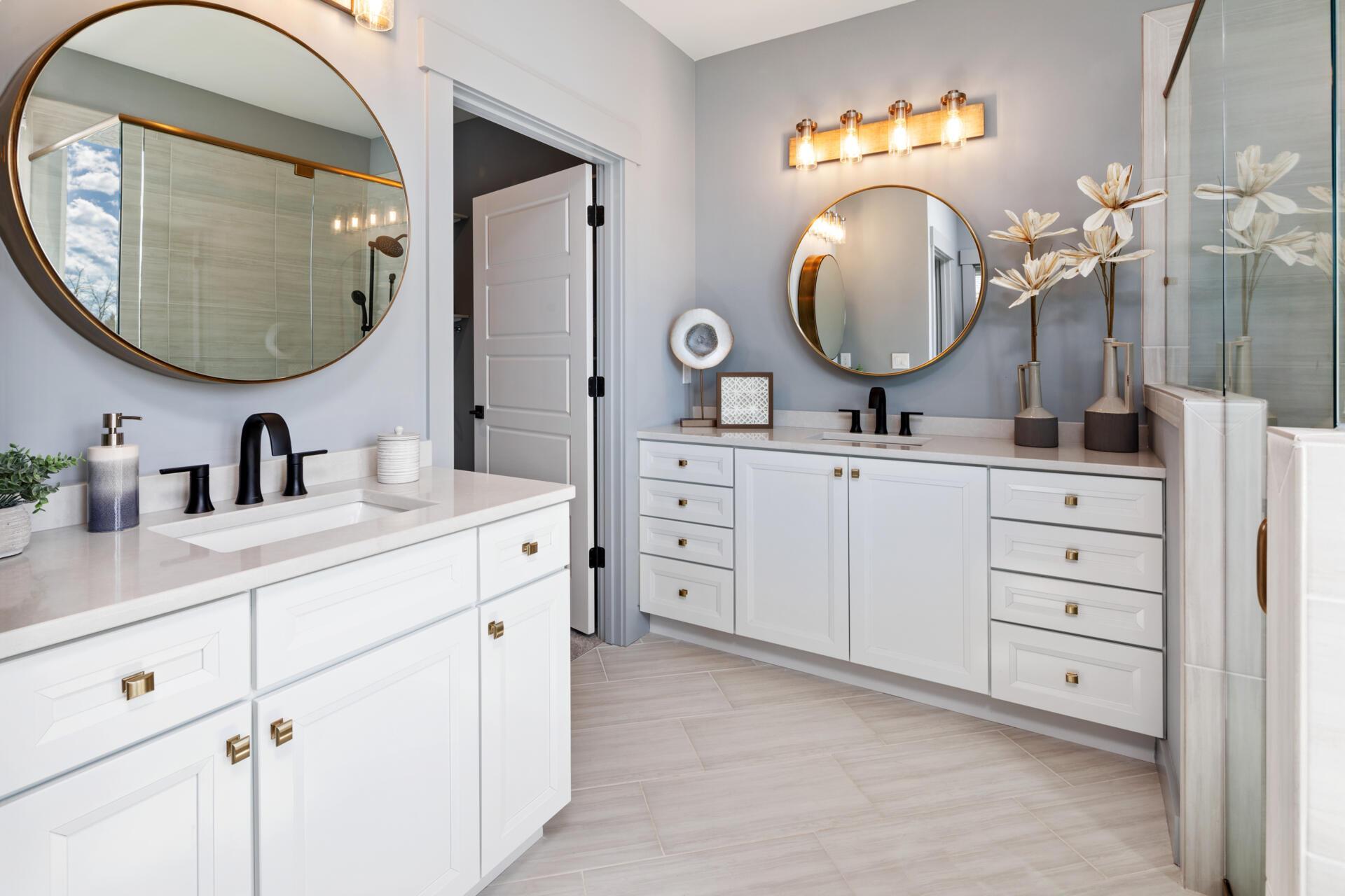 Bathroom featured in the Hialeah By Drees Homes in Cincinnati, OH