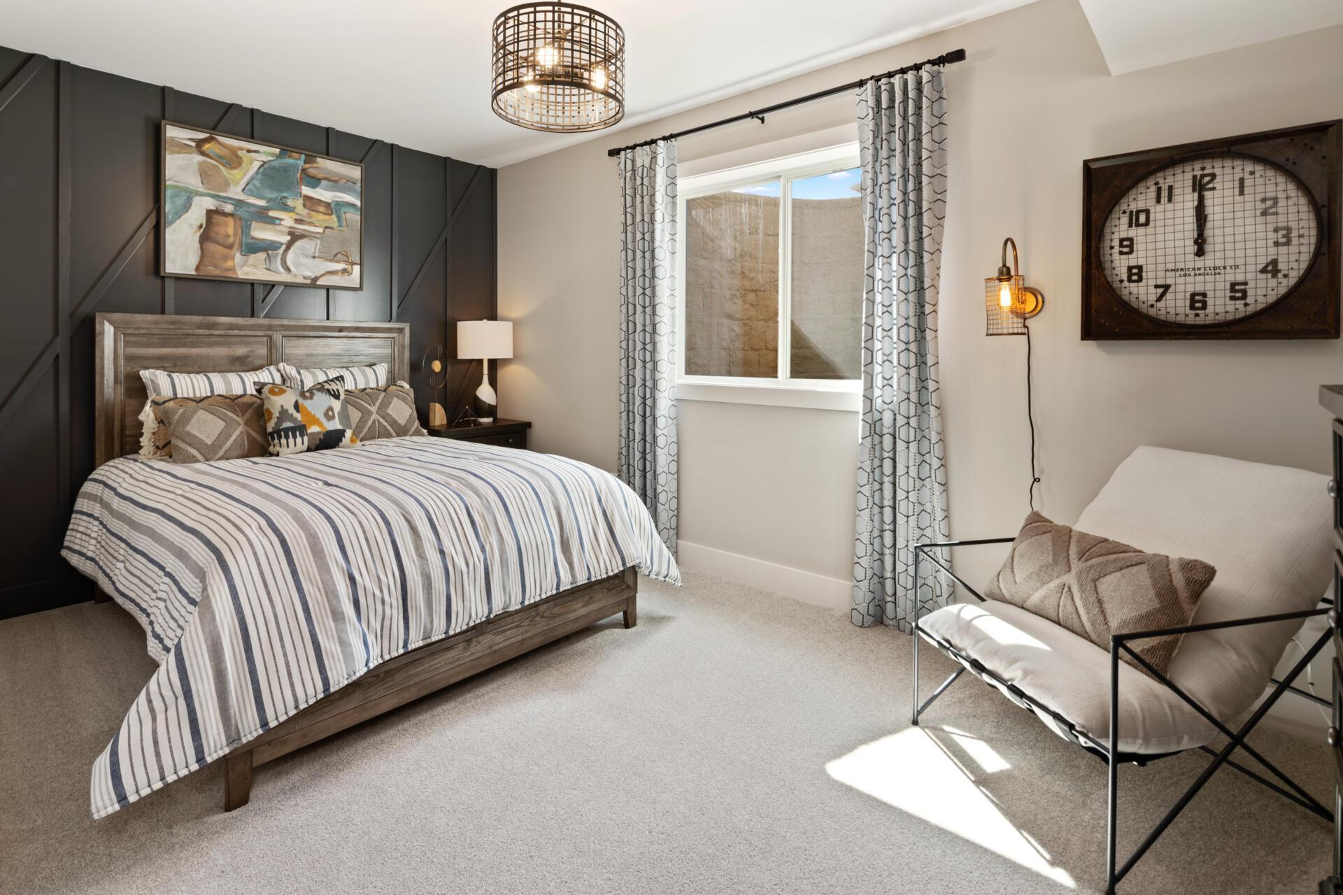 Bedroom featured in the Hialeah By Drees Homes in Cincinnati, OH