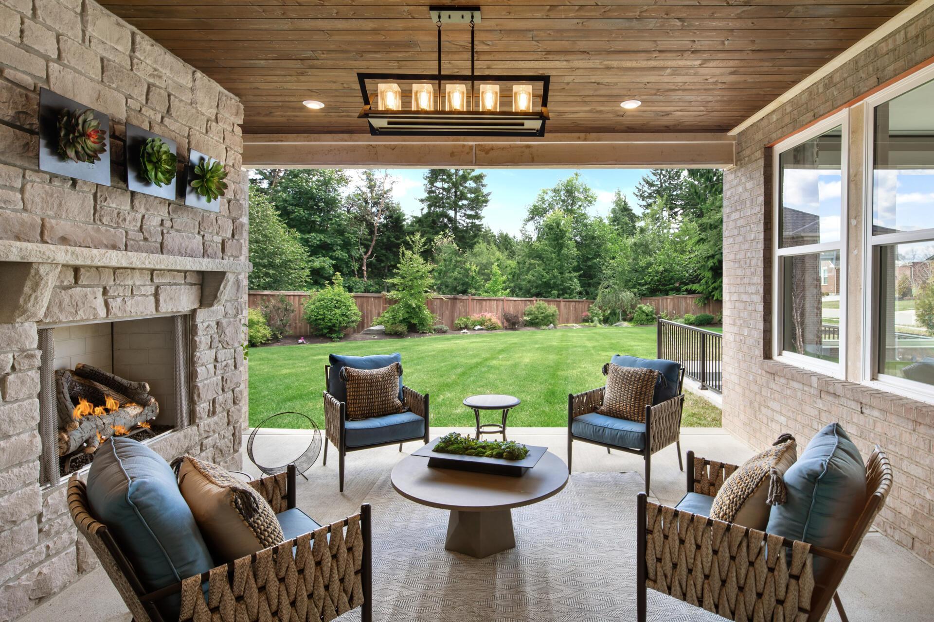 'Ashford Village' by Drees Homes in Cincinnati