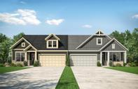 Stone Haven by Drees Homes in Indianapolis Indiana