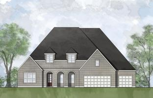 Leighton - Fulbrook On Fulshear Creek: Fulshear, Texas - Drees Custom Homes