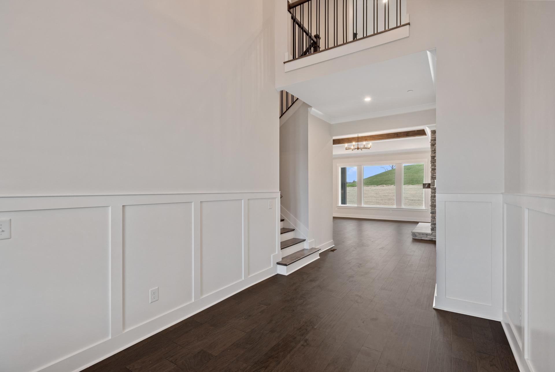 Living Area featured in the Ballentine By Drees Homes in Nashville, TN