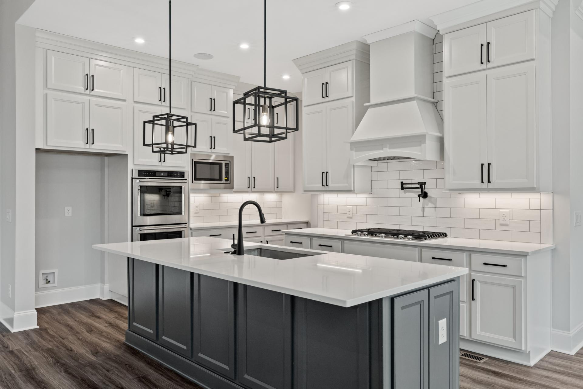 Kitchen featured in the Belvidere By Drees Homes in Nashville, TN