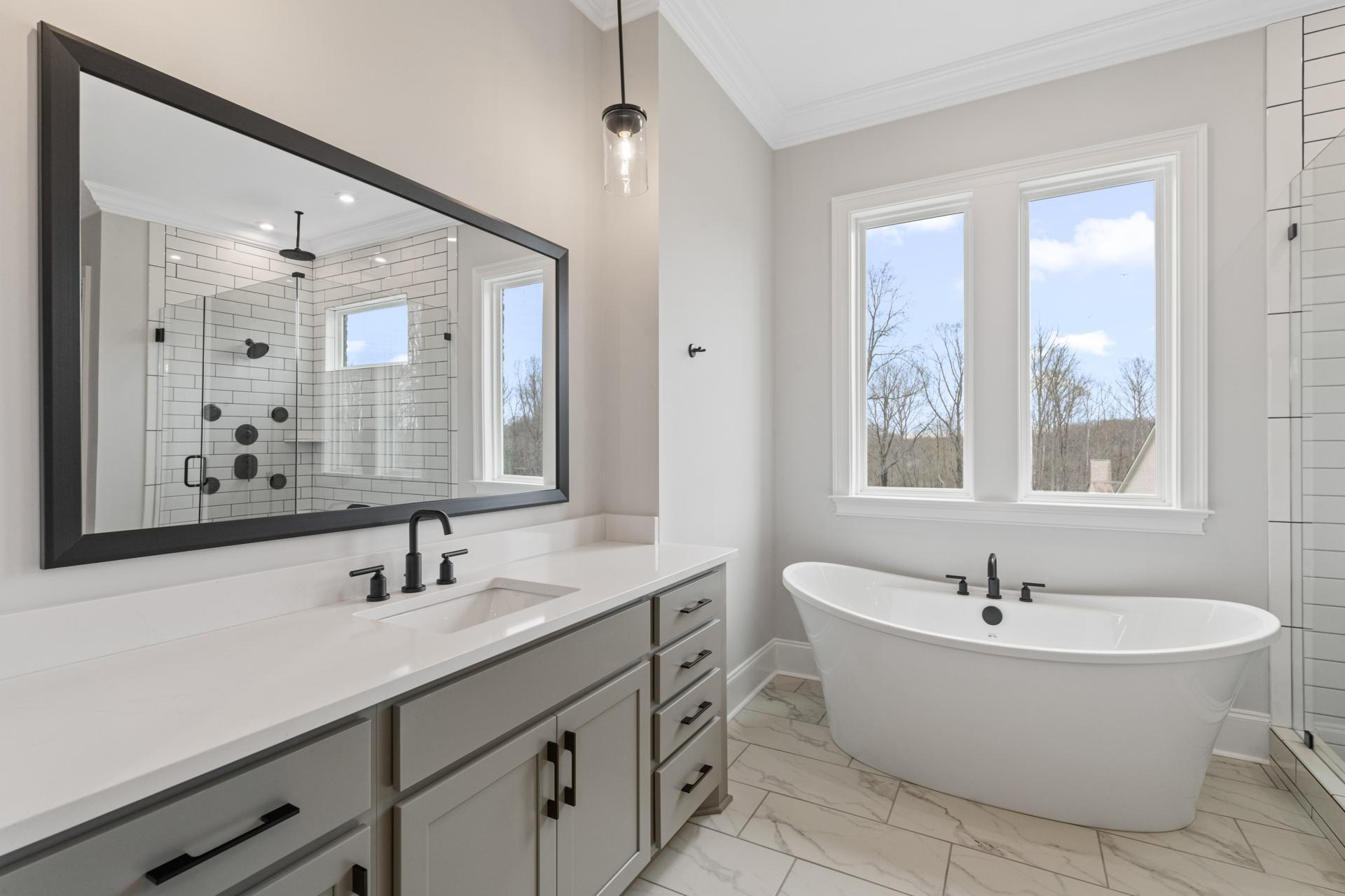 Bathroom featured in the Belvidere By Drees Homes in Nashville, TN