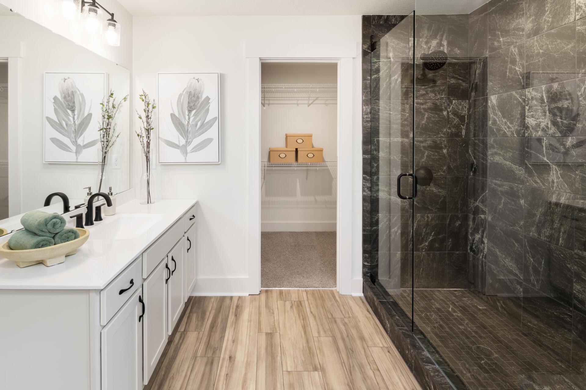 Bathroom featured in the Wembley By Drees Homes in Cincinnati, OH