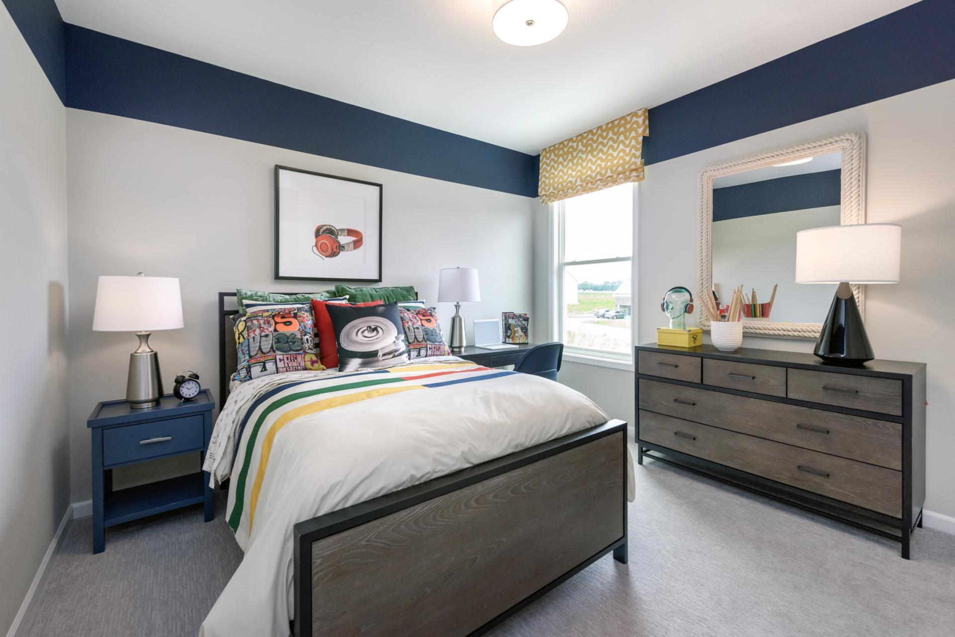 Bedroom featured in the Northwood By Drees Homes in Raleigh-Durham-Chapel Hill, NC
