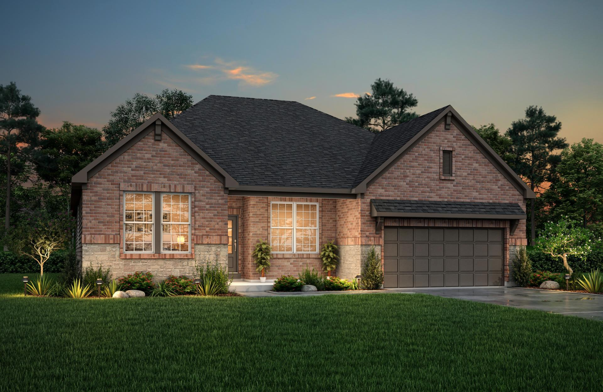 Exterior featured in the Shelburn By Drees Homes in Cincinnati, OH
