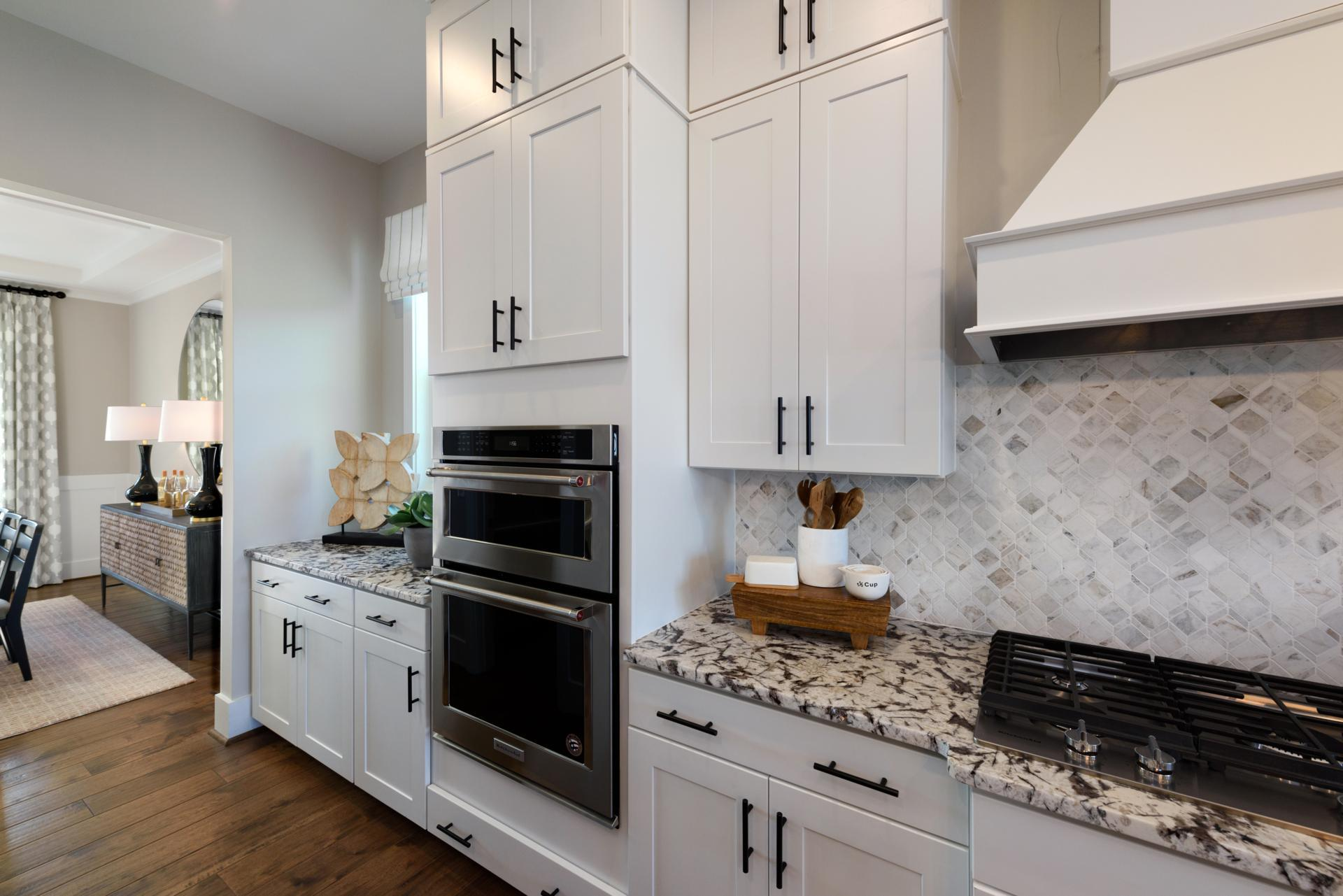 Kitchen featured in the Vanderburgh By Drees Homes in Raleigh-Durham-Chapel Hill, NC