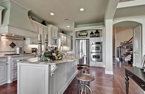 Kitchen-in-Sacramento III-at-Windsong Ranch-in-Prosper