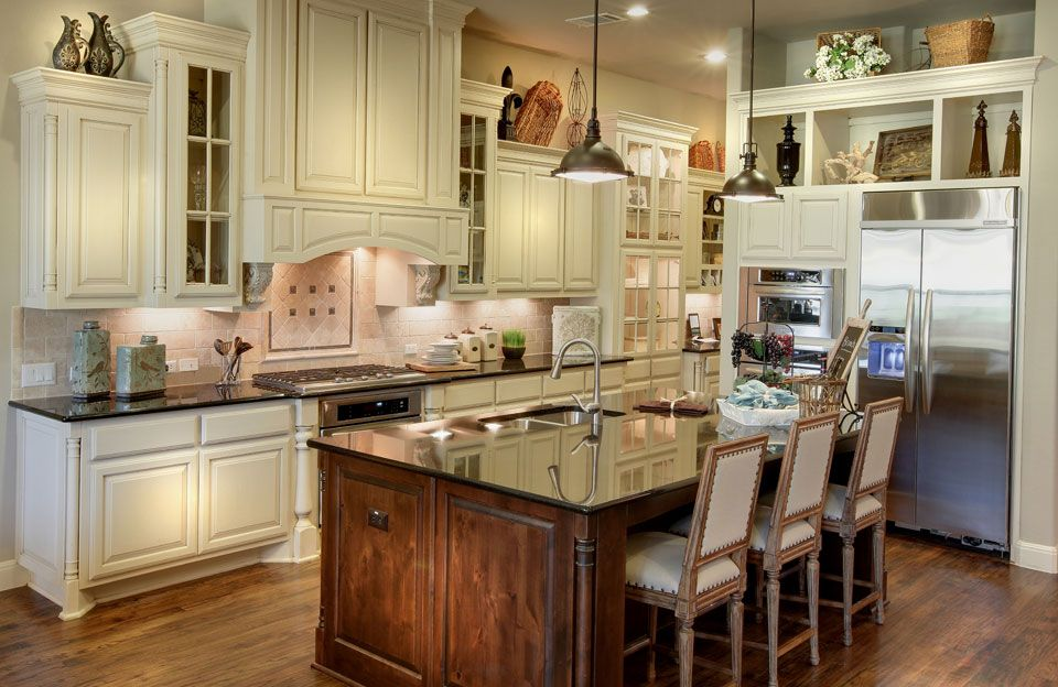 Kitchen-in-Lauren II-at-Northgate Ranch-in-Liberty Hill
