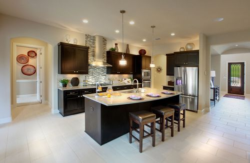 Kitchen-in-Colton-at-The Summit at Lake Travis-in-Spicewood