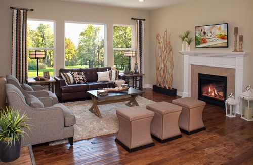 Greatroom-in-Buchanan-at-Enclave at South Ridge-in-Erlanger