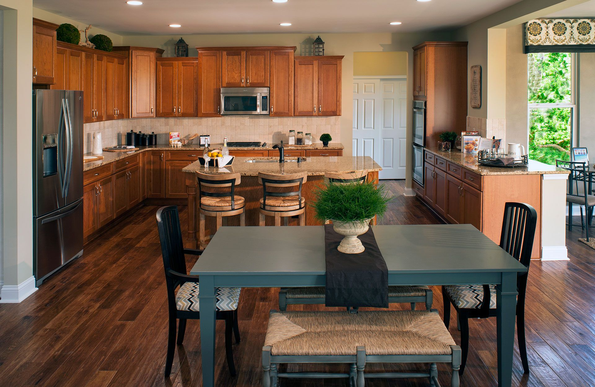 Kitchen featured in the Buchanan By Drees Homes in Cincinnati, KY