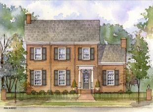 Mews at Ealy Crossing by Duffy Homes, Inc. in Columbus Ohio