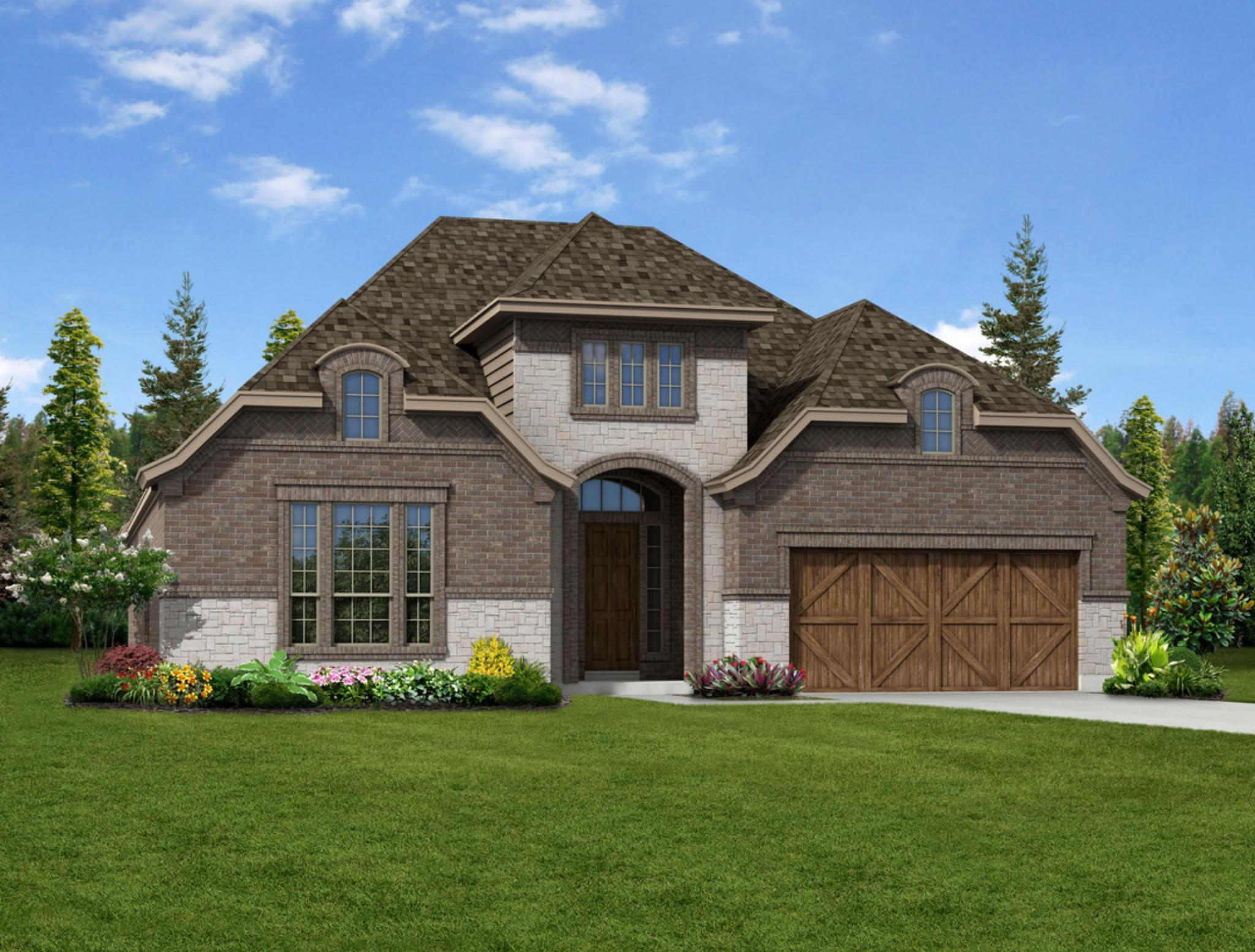 New construction homes and floor plans in princeton tx for New home source dfw