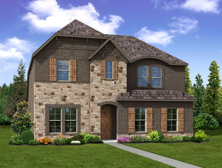 Everly - Exterior Elevation A