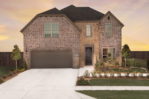 Lakeside Estates At Paloma Creek By Dunhill Homes In Dallas Texas