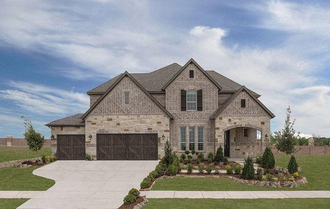 Estates In Frisco, TX, New Homes & Floor Plans