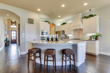 Kitchen-in-Annabelle-at-Parks at Legacy-in-Prosper