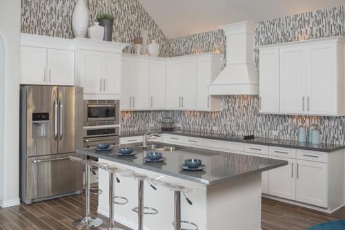 Kitchen-in-Addison II-at-Lakeside Estates at Paloma Creek-in-Little Elm