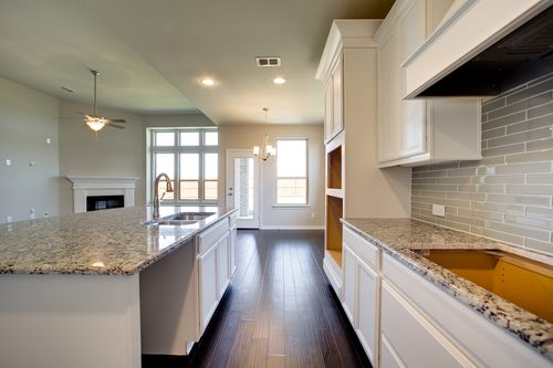 Kitchen-in-Molly-at-Lakeside Estates at Paloma Creek-in-Little Elm