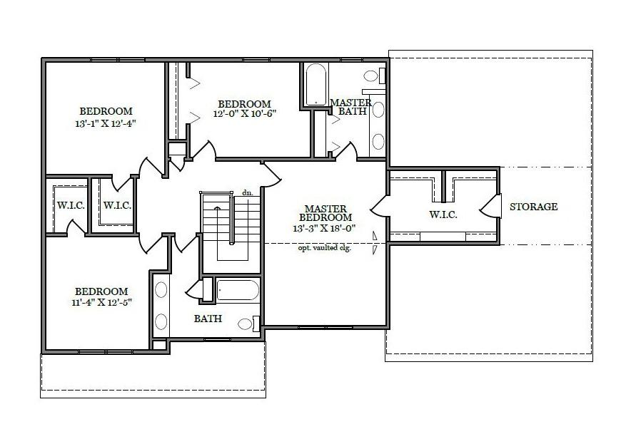 Brentwood Plan At Landis Farm In Landisville Pa By Egstoltzfus Homes Llc