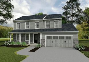 Adams - Fox Run Creek: Dover, Pennsylvania - EGStoltzfus Homes, LLC