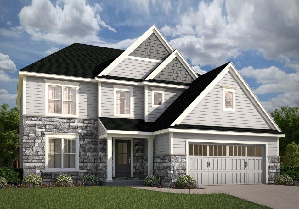 Exterior featured in the Danbury By EGStoltzfus Homes, LLC in Harrisburg, PA