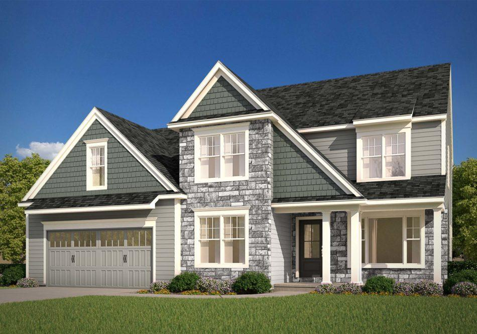 Exterior featured in the Cambridge By EGStoltzfus Homes, LLC in Lancaster, PA