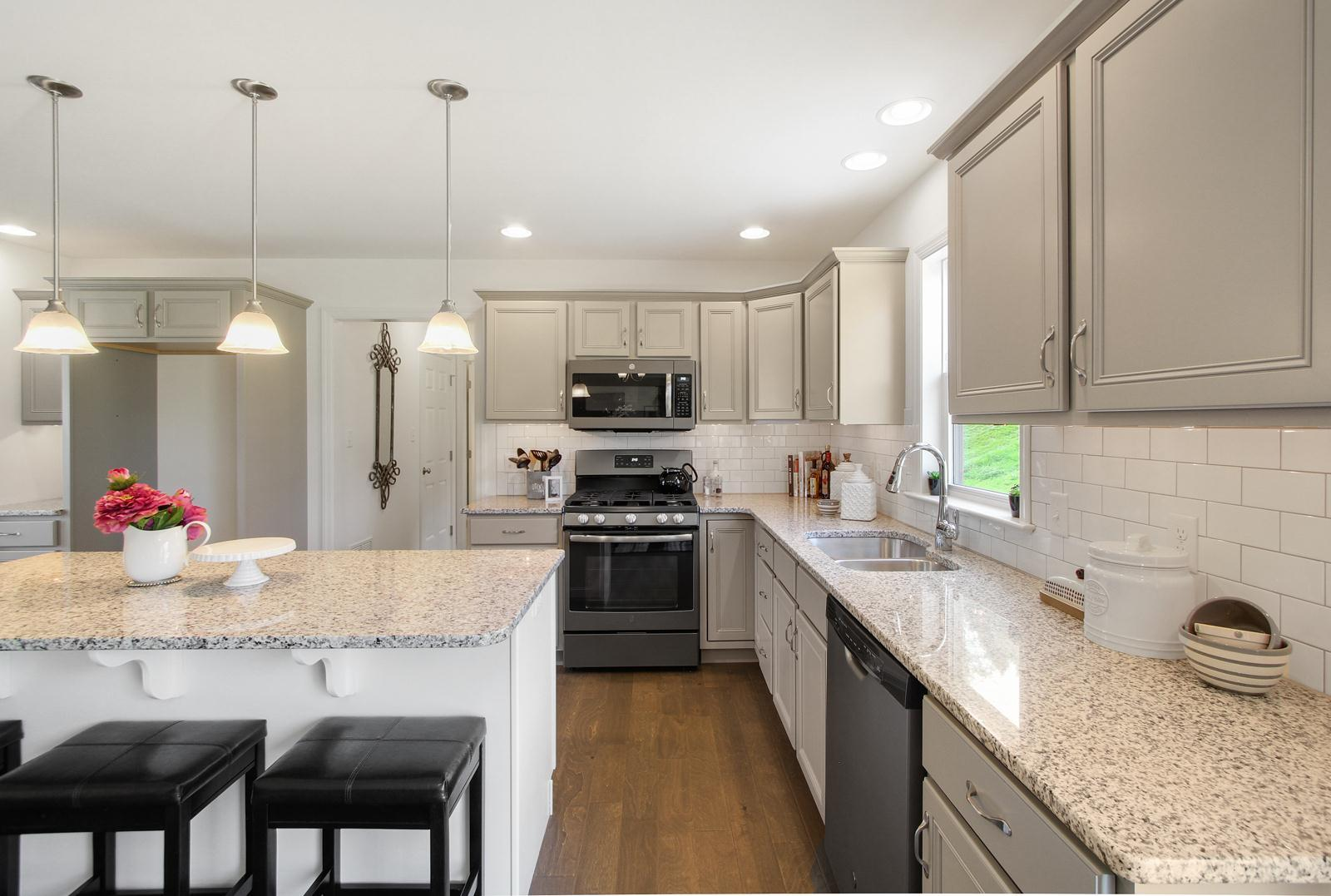 Kitchen featured in the Brentwood By EGStoltzfus Homes, LLC in York, PA