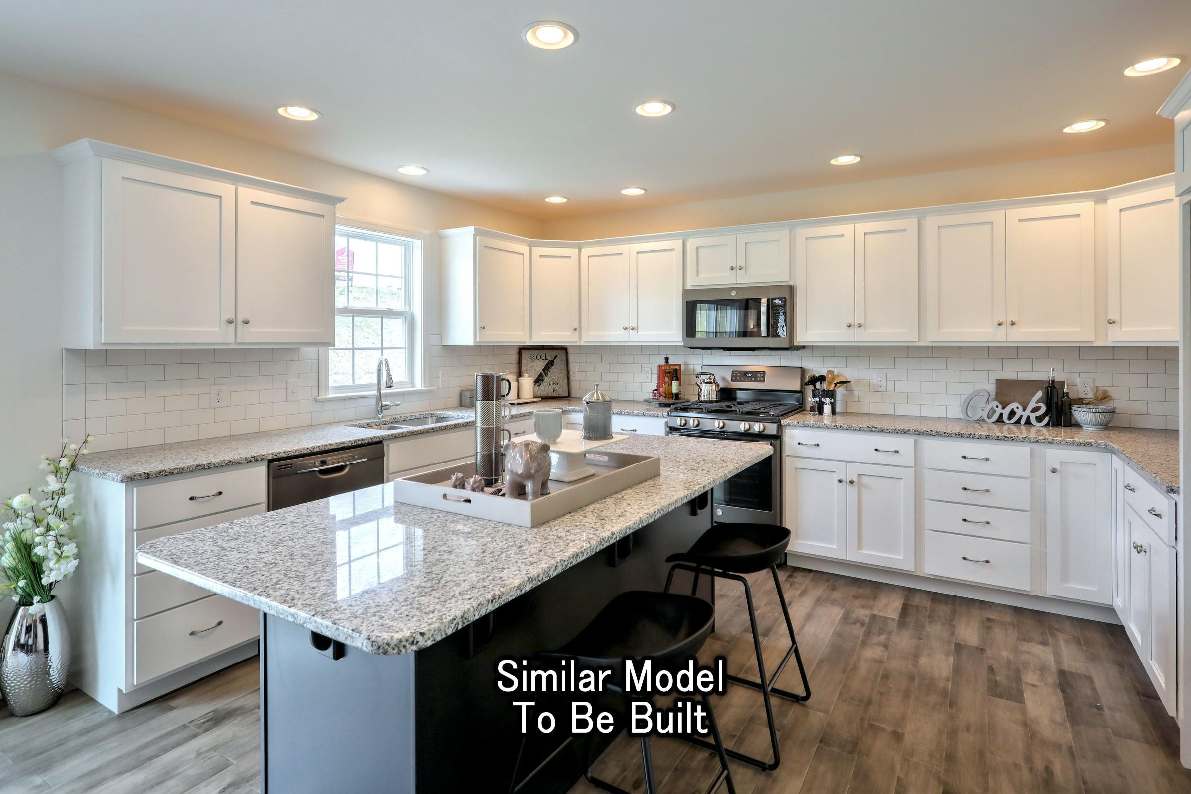 Kitchen featured in the Danbury By EGStoltzfus Homes, LLC in Lancaster, PA