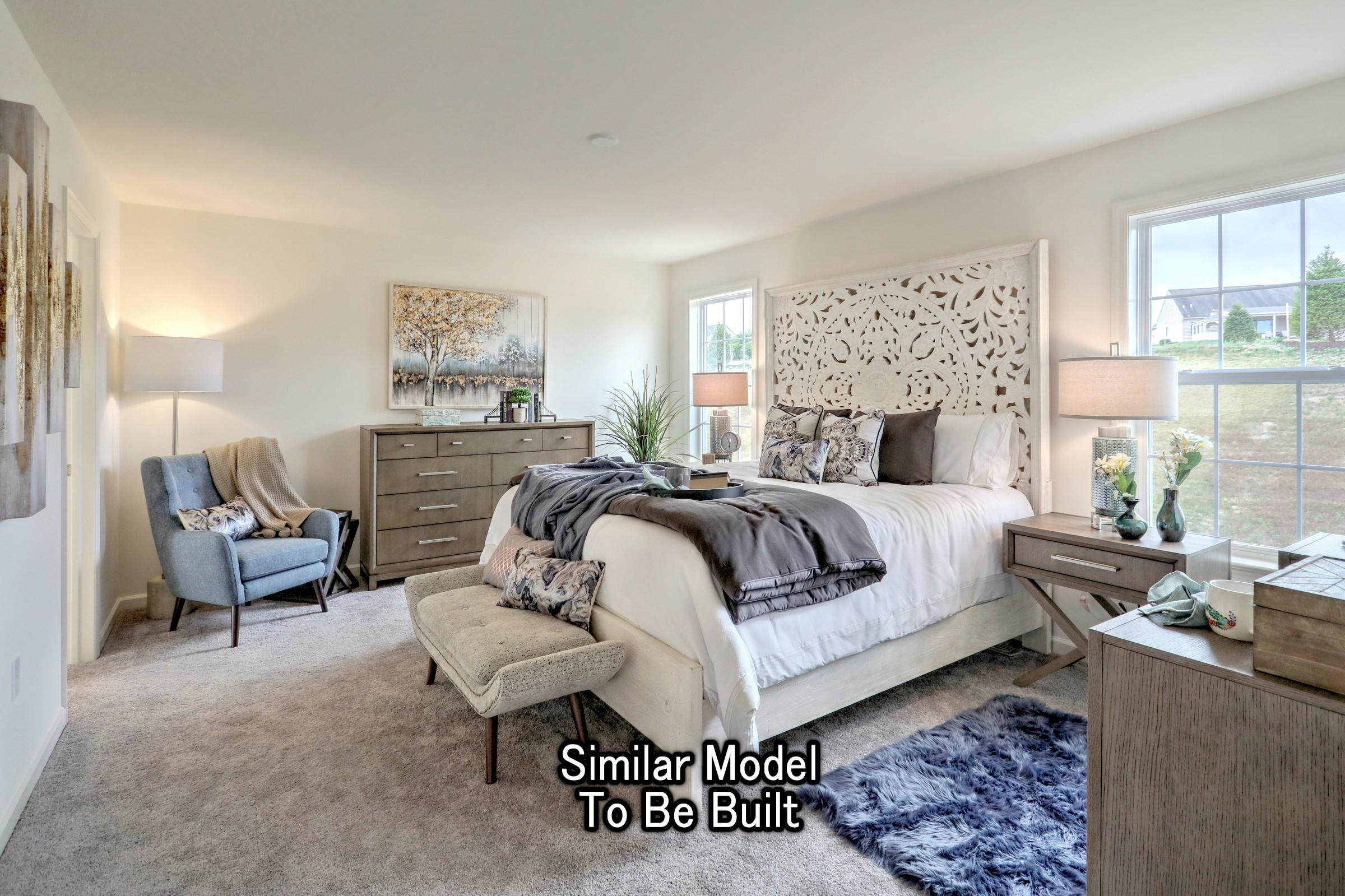 Bedroom featured in the Dalton By EGStoltzfus Homes, LLC in York, PA