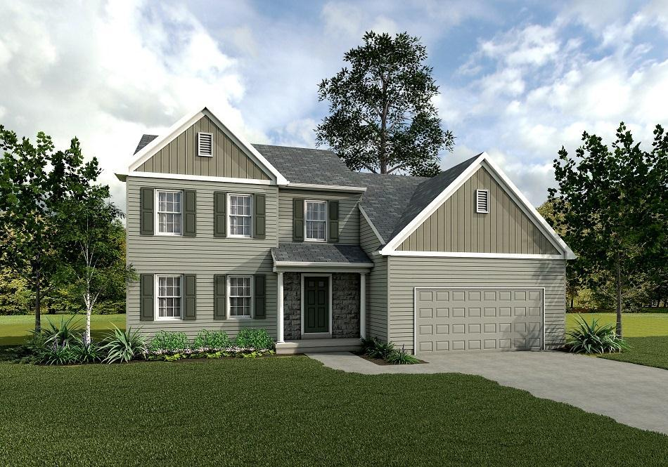 Exterior featured in the Riley By EGStoltzfus Homes, LLC in Lancaster, PA