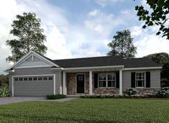 Singleton - Fox Run Creek: Dover, Pennsylvania - EGStoltzfus Homes, LLC