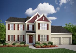 Warren - Kendale Oaks: Harrisburg, Pennsylvania - EGStoltzfus Homes, LLC