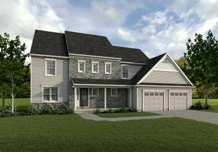 Windsor - Highland Ridge at Winding Hills: Mechanicsburg, Pennsylvania - EGStoltzfus Homes, LLC