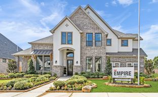Fulbrook on Fulshear Creek by Empire Communities in Houston Texas
